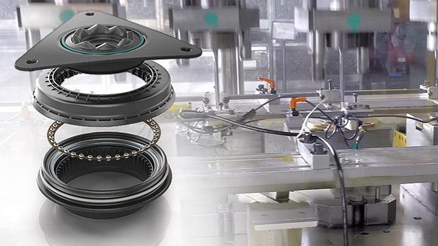 L'exigence qualité-fiabilité-sécurité du made in France NTN-SNR pour les butées de suspension