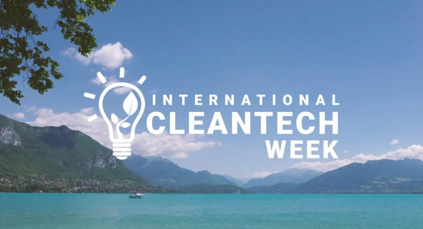 Innovations et développement durable au service des territoires : Ajuste était présent à la Clean Tech Week