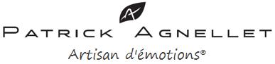 logo du chocolatier annécien Patrick Agnellet