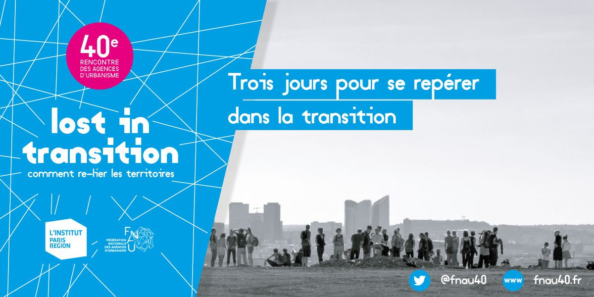 Lost…and live in transition, comment re-lier les territoires
