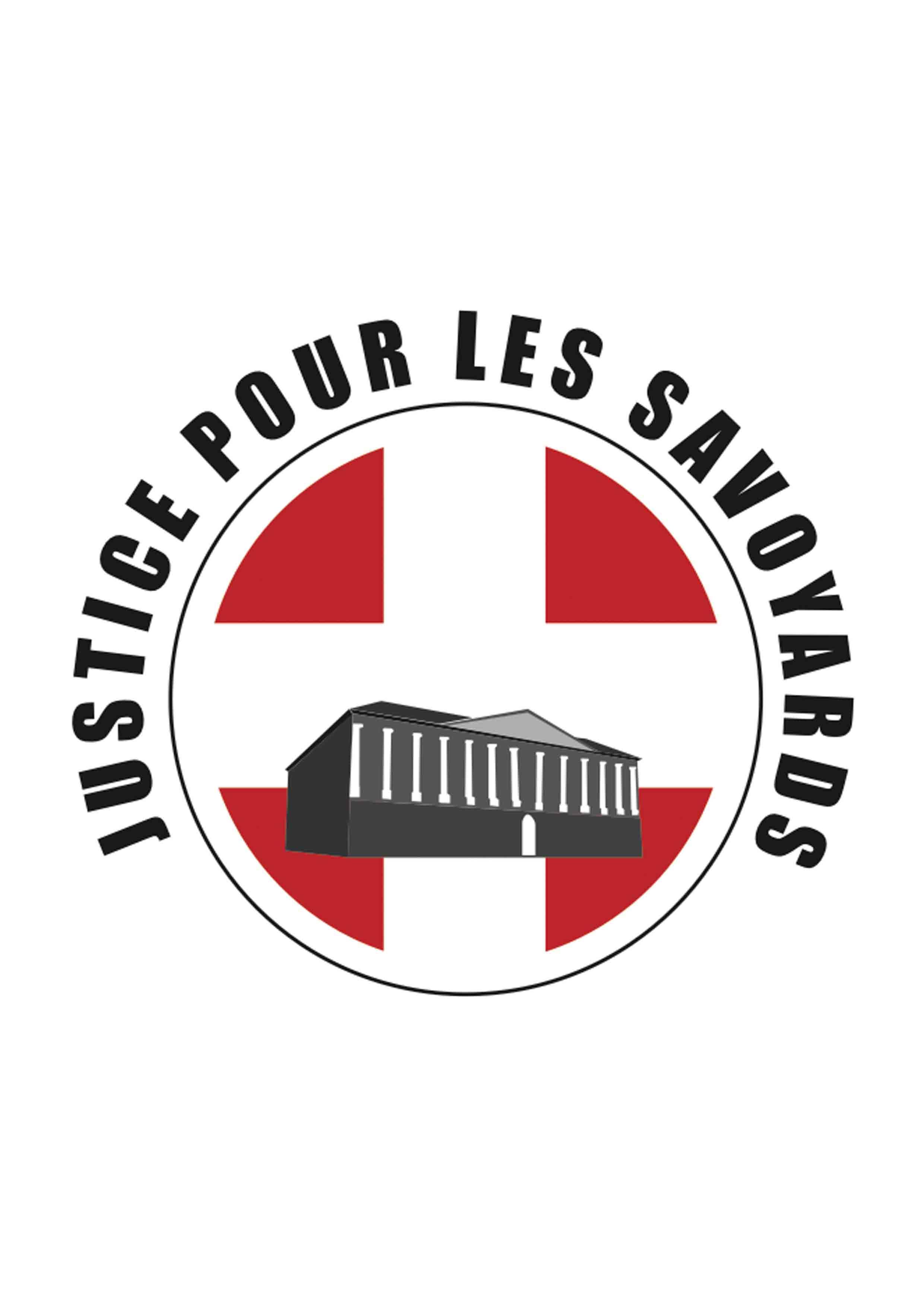 logo Justice pour les Savoyards