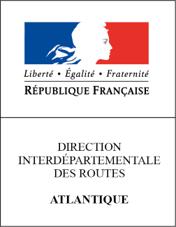 DIR Atlantique logo