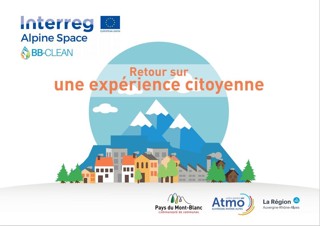 Qualité de l'air en vallée de l'Arve : la participation citoyenne au cœur du projet BB Clean